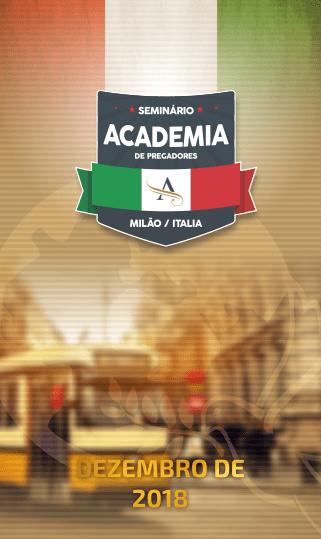 Seminário Internacional Itália Dezembro 2018
