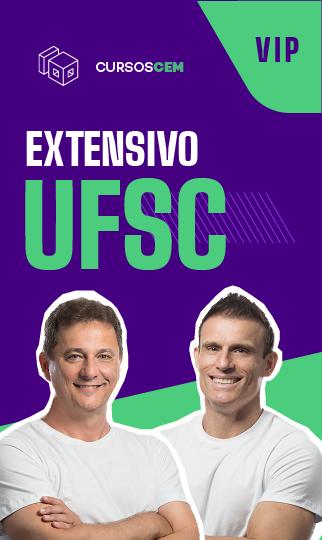 EXTENSIVO UFSC 2020