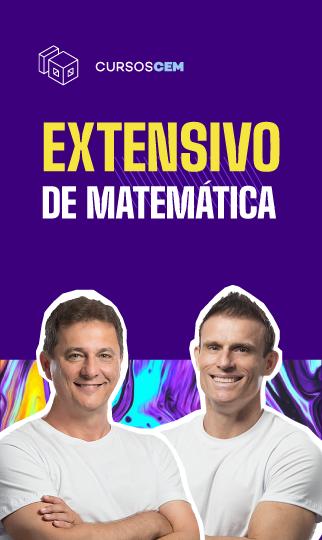 EXTENSIVO MATEMÁTICA 2021
