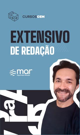 EXTENSIVO REDAÇÃO 2021