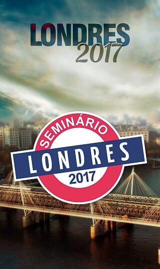 Seminário Internacional Londres 2017