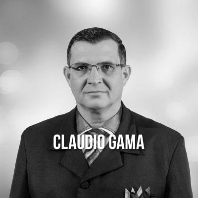 Pr. Cláudio Gama
